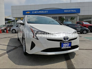 Foto venta Auto usado Toyota Prius Premium (2017) color Blanco precio $345,000