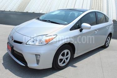 Foto venta Auto usado Toyota Prius Premium (2014) color Plata precio $240,000