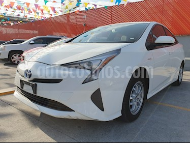 Foto venta Auto usado Toyota Prius Premium (2017) color Blanco precio $315,000