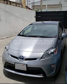 Toyota Prius Premium usado (2015) color Plata precio $295,000