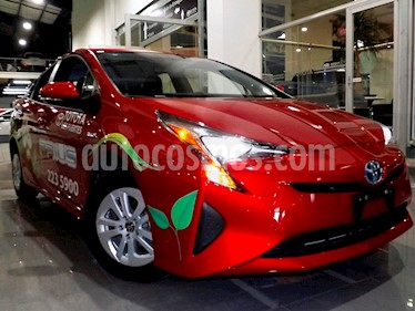 Foto venta Auto usado Toyota Prius Premium (2018) color Rojo precio $421,100