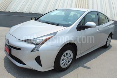 Foto venta Auto usado Toyota Prius Premium (2017) color Plata Metalico precio $379,000