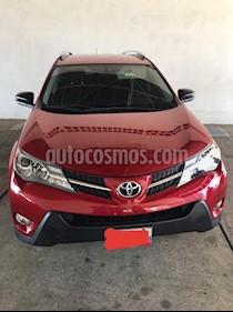 Toyota RAV 4 L usado (2015) color Rojo precio u$s17.000