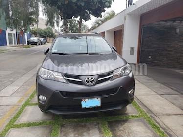 Foto venta Auto Usado Toyota Rav4 2.0 4x2 Aut (2015) color Gris precio u$s19,000