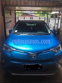 Toyota Rav4 2.0 Lujo 4X2 Aut usado (2017) color Azul Celeste precio $12.000.000
