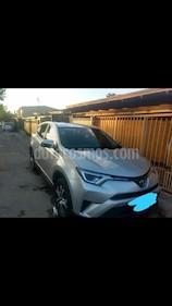 Toyota Rav4 2.0 Lujo 4X2 usado (2016) color Plata Metalico precio $9.000.000