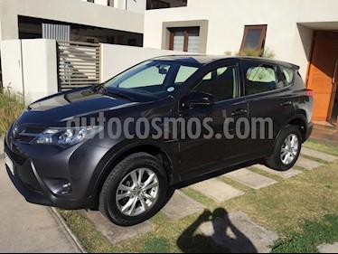 Foto venta Auto usado Toyota Rav4 2.0 Lujo 4X2 (2015) color Gris precio $7.400.000