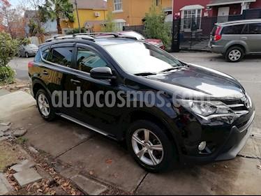 Toyota Rav4 2.0 Lujo 4X2 usado (2015) color Negro precio $9.500.000