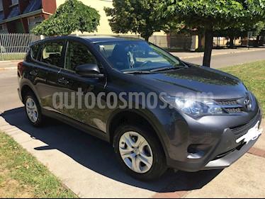 Toyota Rav4 2.0 Lujo 4X2 usado (2014) color Gris precio $9.000.000
