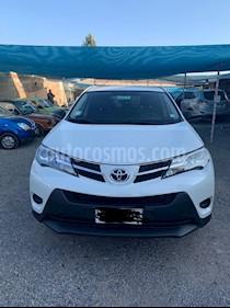 Foto Toyota Rav4 2.0 Lujo 4X2 usado (2016) color Blanco Perla precio $10.500.000