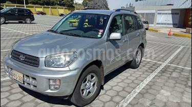 Foto venta Auto Usado Toyota Rav4 2.0L 4x2 (2003) color Plata precio u$s12.500