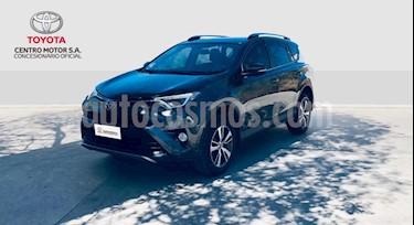 Foto venta Auto usado Toyota RAV4 2.0L 4x4 TD (2018) color Gris Oscuro precio $1.780.000