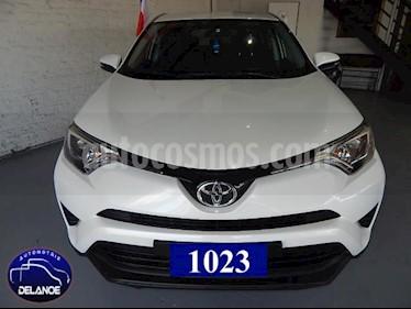 Foto venta Auto usado Toyota Rav4 2.0L LE  (2016) color Blanco precio $10.500.000