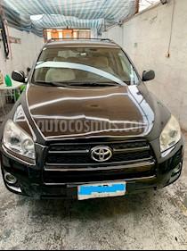 Foto Toyota Rav4 2.4 Lujo 4X4 Aut  usado (2011) color Negro precio $6.500.000