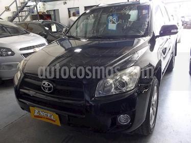foto Toyota RAV4 2.4L 4x2 Aut Full usado (2009) color Negro precio $490.000