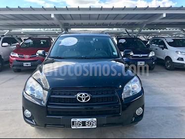 Foto venta Auto Usado Toyota RAV4 2.4L 4x2 Aut Full (2010) color Negro precio $430.000