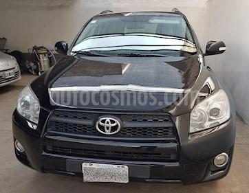 foto Toyota RAV4 2.4L 4x2 Aut Full usado (2009) color Negro precio $500.000