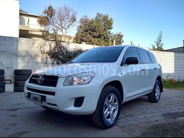 foto Toyota RAV4 2.4L 4x2 Aut Full usado (2013) color Blanco precio $720.000