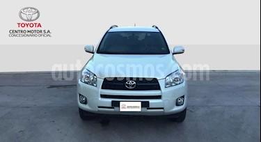 Foto venta Auto Usado Toyota RAV4 2.4L 4x2 Aut (2012) color Blanco precio $470.000