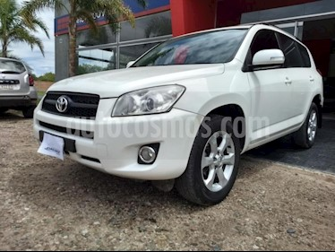 Foto venta Auto Usado Toyota RAV4 2.4L 4x4 Aut Full (2012) color Blanco