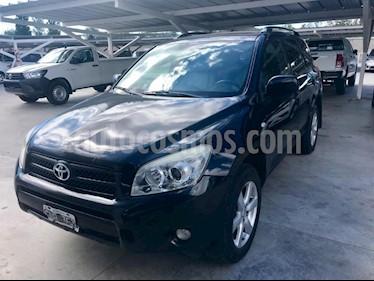 Foto venta Auto Usado Toyota RAV4 2.4L 4x4 Aut (2008) color Negro precio $360.000