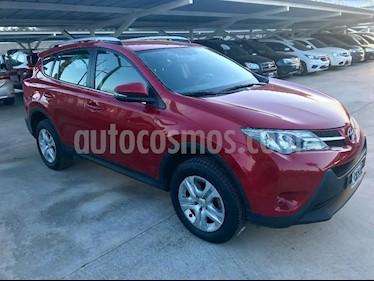 Foto venta Auto usado Toyota RAV4 2.4L 4x4 Aut (2013) color Rojo precio $745.000