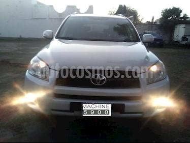 Foto venta Auto usado Toyota RAV4 2.4L 4x4 Aut (2012) color Blanco precio $620.000