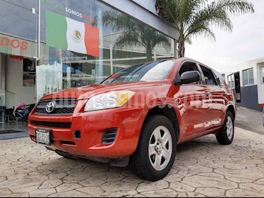 Foto venta Auto usado Toyota RAV4 2.4L Base (2012) color Rojo precio $185,000