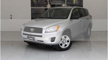 Foto venta Auto usado Toyota RAV4 2.4L Base (2012) color Plata precio $180,000