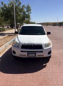 Foto Toyota RAV4 2.4L Base usado (2009) color Blanco precio $155,000