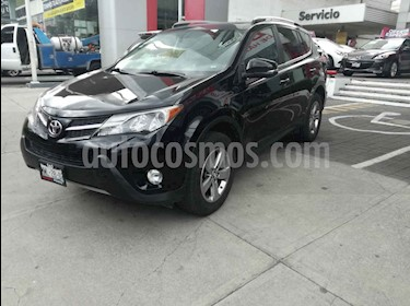 Foto Toyota RAV4 2.4L Limited usado (2015) color Negro precio $245,000
