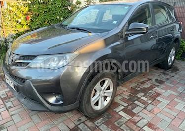 Toyota Rav4 2.5 Lujo 4X2 Aut usado (2013) color Gris Metalico precio $8.200.000