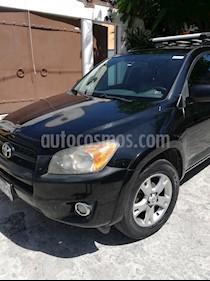 Toyota RAV4 2.5L Sport Piel usado (2010) color Negro precio $148,000