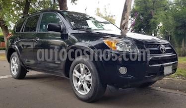Toyota RAV4 2.5L Sport Piel usado (2011) color Negro precio $169,500