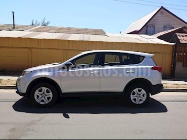 Foto Toyota Rav4 2.5L XLE Aut usado (2014) color Plata precio $8.950.000
