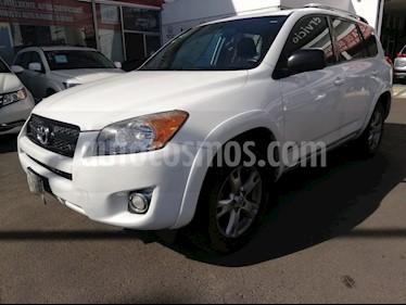 Foto venta Auto usado Toyota RAV4 3.5L Sport Piel V6 (2010) color Blanco precio $144,000