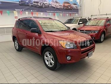 Foto venta Auto usado Toyota RAV4 3.5L Sport Piel V6 (2011) color Rojo precio $185,000