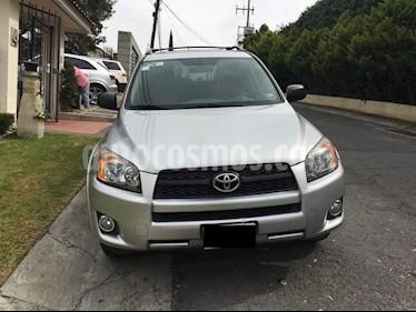 Toyota RAV4 3.5L Sport Piel usado (2011) color Plata precio $163,000