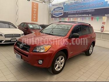 Foto venta Auto usado Toyota RAV4 3.5L Sport Piel (2011) color Rojo precio $185,000