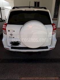 Foto Toyota RAV4 3.5L Sport Piel usado (2011) color Blanco precio $410,000