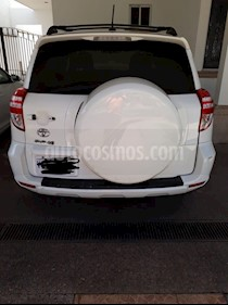 Toyota RAV4 3.5L Sport Piel usado (2011) color Blanco precio $410,000