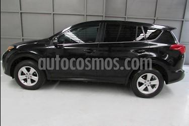Foto venta Auto usado Toyota RAV4 5p Limited L4/2.5 Aut (2013) color Negro precio $229,900