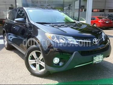 Foto Toyota RAV4 5p Limited L4/2.5 Aut usado (2015) color Negro precio $290,000