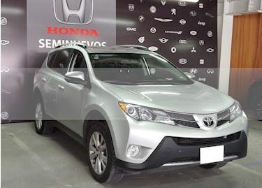 Foto venta Auto usado Toyota RAV4 5p Ltd Platinum L4/2.5 Aut (2013) color Plata precio $245,000