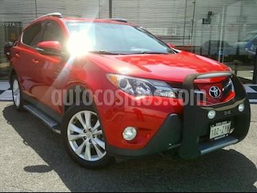 Foto venta Auto usado Toyota RAV4 5p Ltd Platinum L4/2.5 Aut (2015) color Rojo precio $305,000