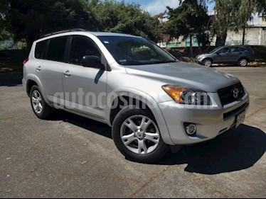 Foto venta Auto usado Toyota RAV4 5p Sport V6/3.5 Aut (2012) color Plata precio $174,000