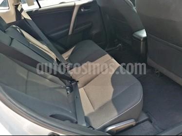 Foto venta Auto usado Toyota RAV4 5p XLE L4/2.5 Aut (2017) color Plata precio $340,000