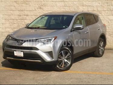 Foto Toyota RAV4 5p XLE L4/2.5 Aut usado (2016) color Plata precio $300,000