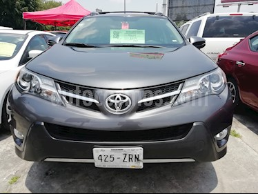 Foto Toyota RAV4 Adventure usado (2014) color Gris Oscuro precio $269,000