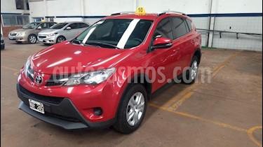 Toyota RAV4 2.4 5P L/13 4X4 TX AUT CUERO usado (2014) color Rojo precio $1.300.000